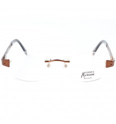 Women eyeglasses Guess GM138 BRN