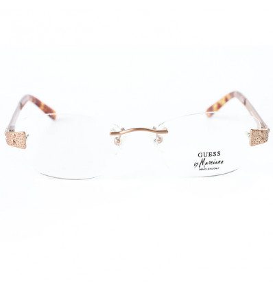 Women eyeglasses Guess by Marciano GM138 GLD