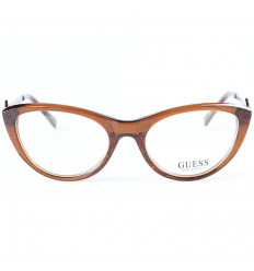Women eyeglasses Guess GU2257 BRN