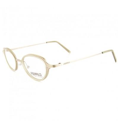 Retro brýlové obruby Lagerfeld 4380 02