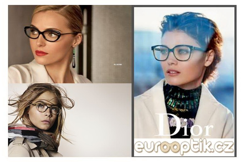 de500a3fb Dioptrické brýle jako doplněk – Eurooptik.cz značkové brýle a obroučky levně